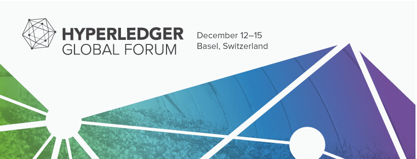 Hyperledger Global Forum Blockchain