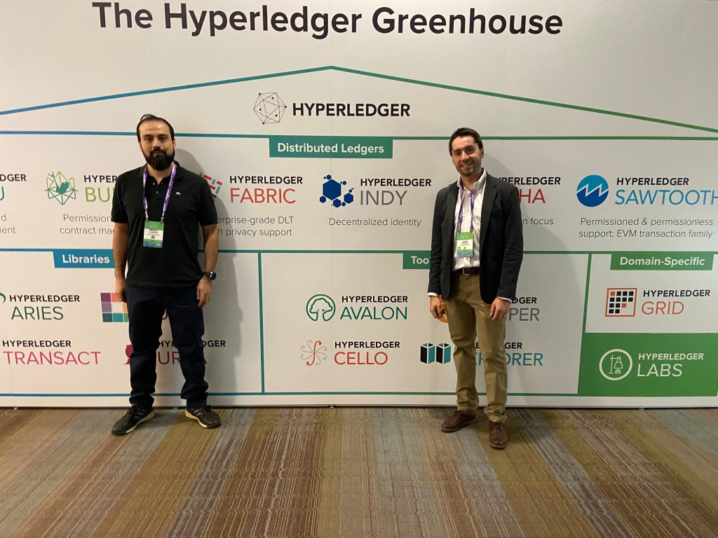 Hyperledger Auna Blockchain