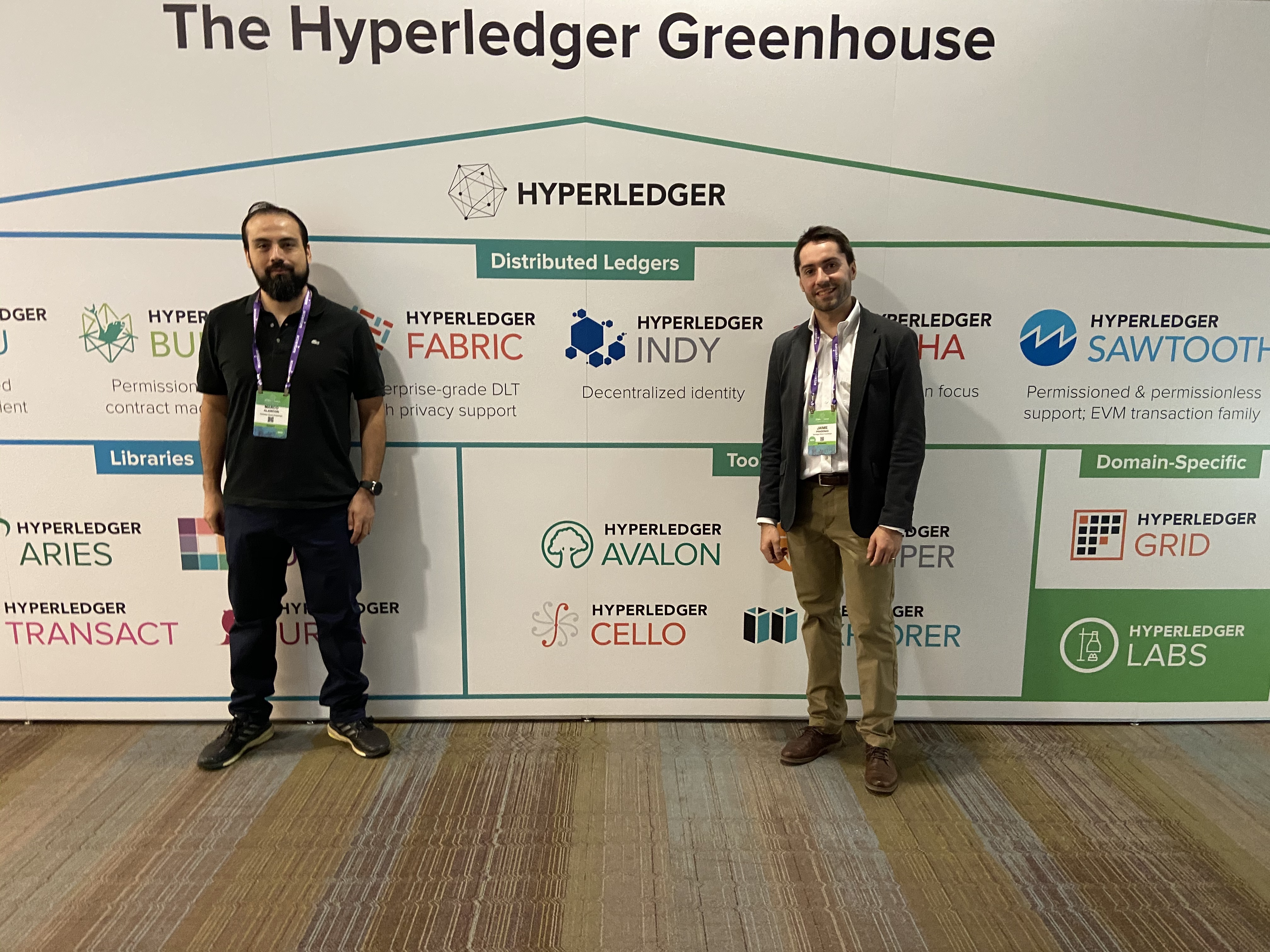 Hyperledger Auna Blockchain